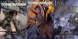 Tomb Raider books