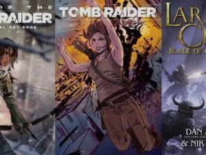 Tomb Raider books