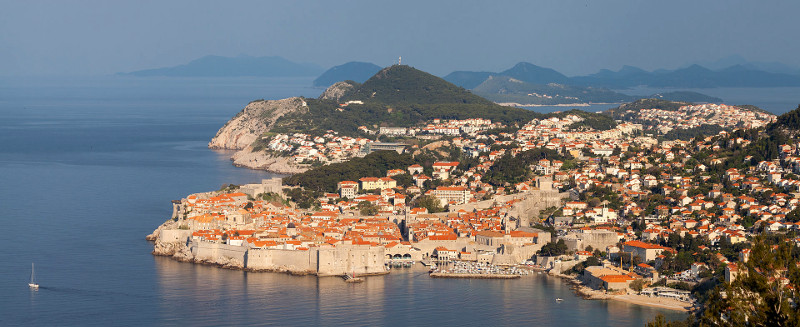 Dubrovnik, Croatia (Image credit: Wikimedia Commons)