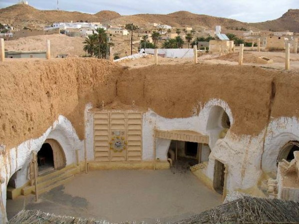 Hotel Sidi Driss, Tunisia (Image credit: Wikimedia Commons)