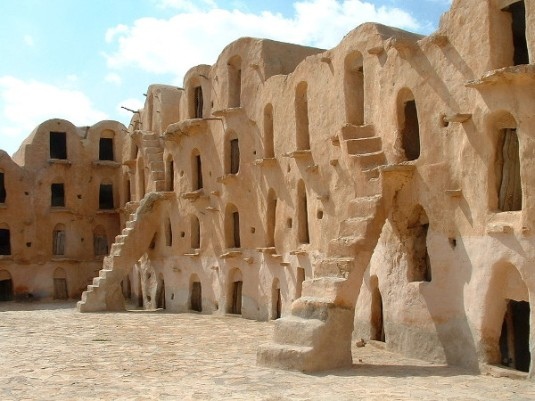 Ksar Ouled Soltane, Tunisia (Image credit: Wikimedia Commons)