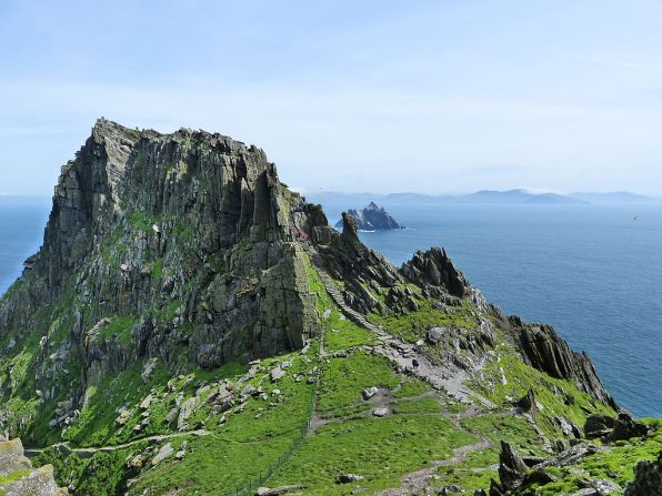 Skellig Michael, Ireland (Image credit: Wikimedia Commons)