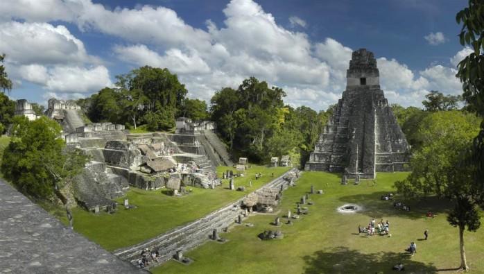 Tikal, Guatemala (Image credit: Wikimedia Commons)