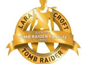 2016 Official Tomb Raider Fansite Program Awards