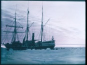 The Endurance in ice (Image credit: State Library of New South Wales)