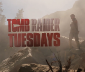 TombRaiderTuesdays