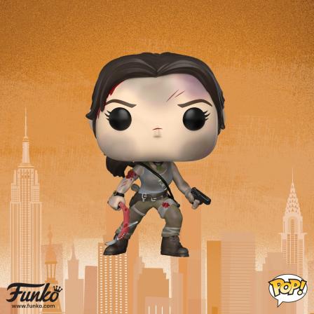 Funko's reboot Lara Croft Pop! figure (image credit: Funko)