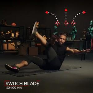 Magnus Lygdback's Tomb Raider Training (week three)