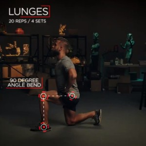Magnus Lygdback's Tomb Raider Training (week two)