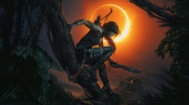 The first piece of official promotional artwork for 'Shadow of the Tomb Raider'