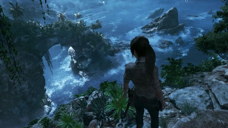 Screenshot from 'Shadow of the Tomb Raider'