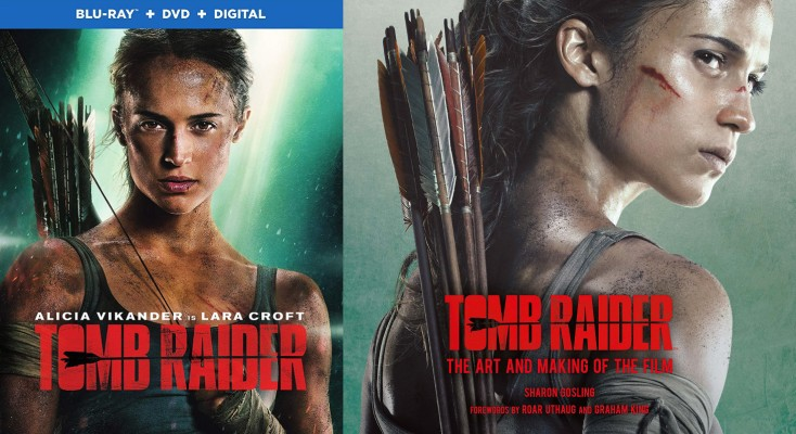 Tomb Raider Horizons' Tomb Raider Christmas 2018 gift guide