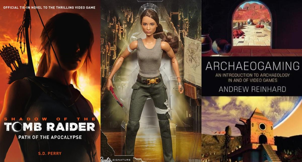 Tomb Raider Christmas Gift Guide 2018 Tomb Raider Horizons