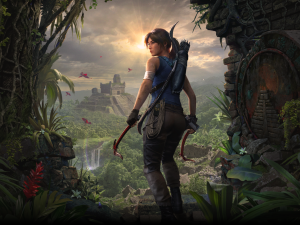 Shadow of the Tomb Raider: Definitive Edition art