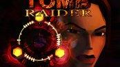 Tomb Raider (1996) menu screen