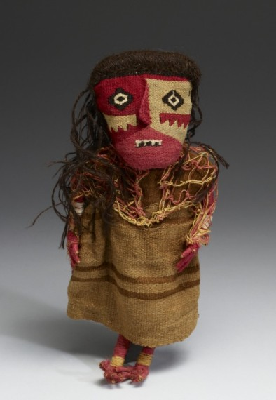 Chancay doll from the Walters Art Museum collection